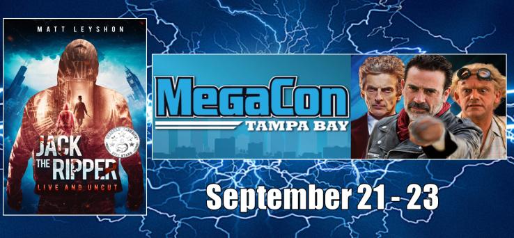 Megacon Banner